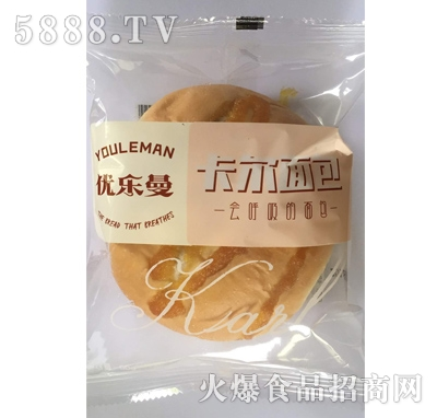 优乐曼卡尔面包产品图