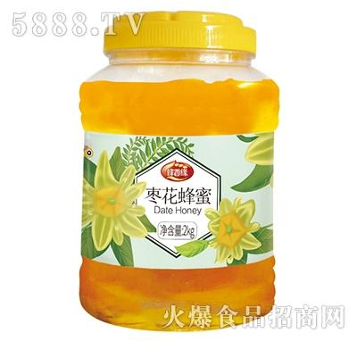 蜂香缘枣花蜂蜜2kg