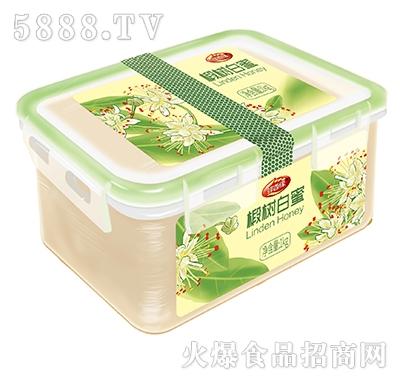蜂香缘椴树白蜜1kg