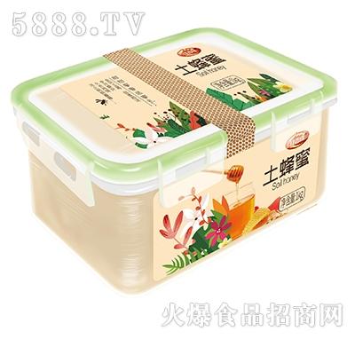 蜂香缘土蜂蜜1kg