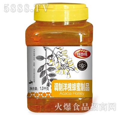 蜂香�洋槐蜂蜜1kg