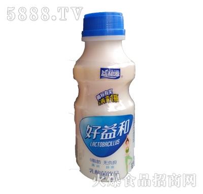 益和源好益和原味乳酸菌饮品340ml