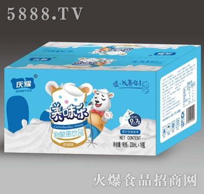 养味乐乳酸菌200mlX16
