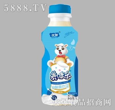养味乐乳酸菌饮品原味1L