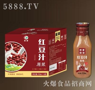 统业粗粮红豆汁928mlX6产品图