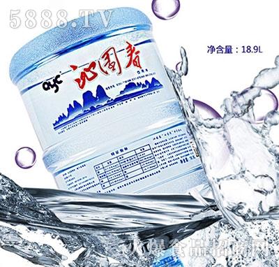 沁园春矿泉水18.9L产品图