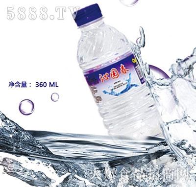 沁园春矿泉水360ml产品图