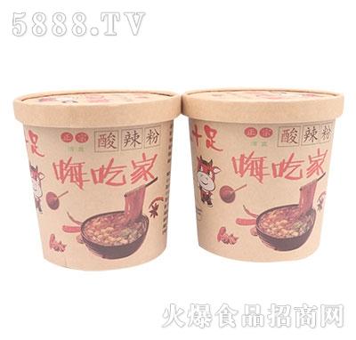 尚海宏运嗨吃家酸辣粉桶产品图