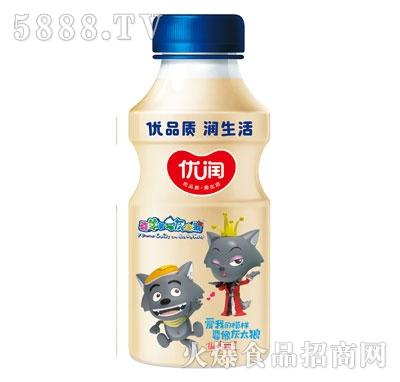 优润原味乳酸菌饮品340g