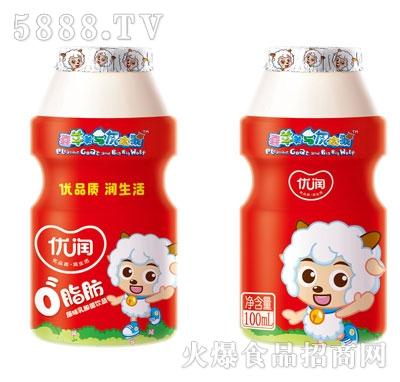 优润原味乳酸菌饮品100ml