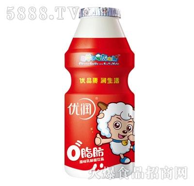 优润原味乳酸菌饮品160ml