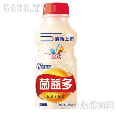 启致菌益多乳酸菌饮品原味340ml