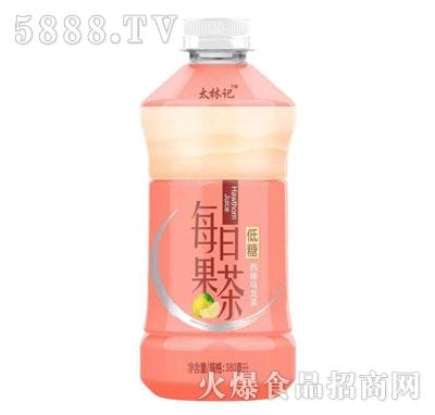 太林记每日果茶西柚乌龙茶380ml
