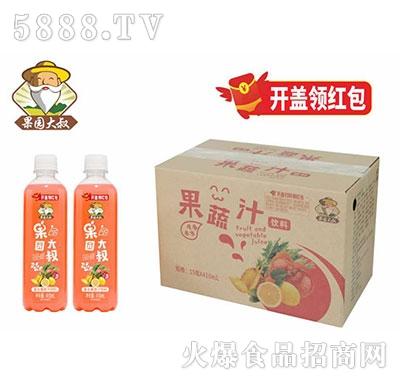 果园大叔果蔬汁410mlx15瓶