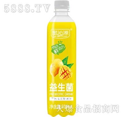 蜜沁源益生菌芒果汁500ml