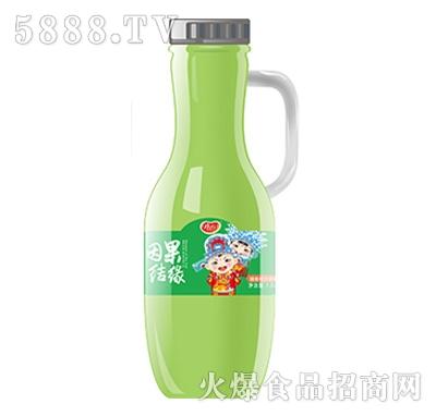 真心因果结缘猕猴桃汁饮料1.5L