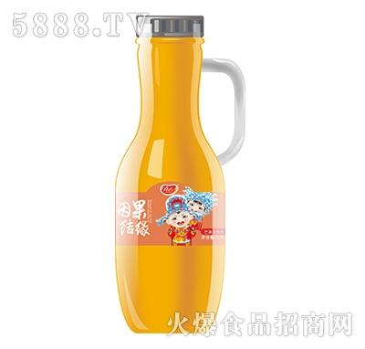 真心因果结缘芒果汁饮料1.5L