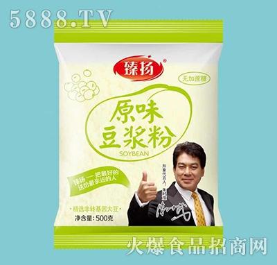 臻扬原味豆奶粉500克