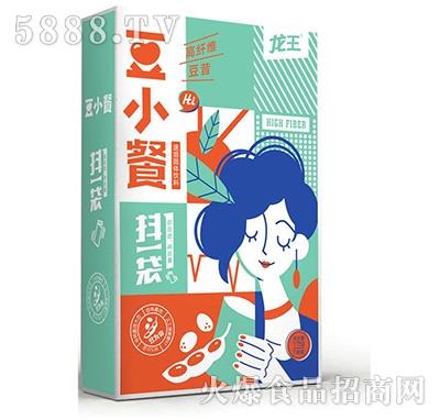 龙王豆小餐高纤维豆昔