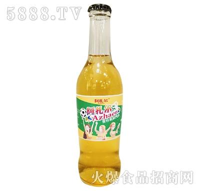阿扎尔青柠果味汽水265ml