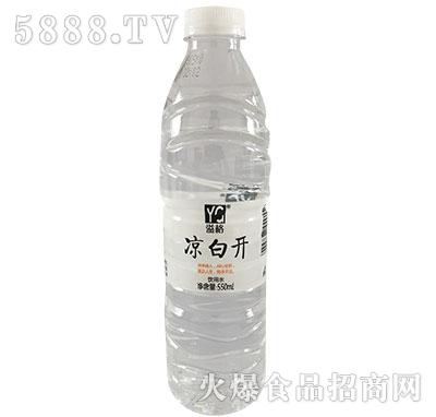 溢格凉白开饮用水550ml