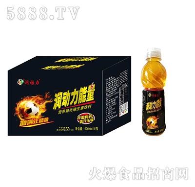 润动力能量营养强化维生素饮料600mlx15瓶