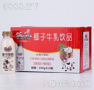 海南1号椰子牛乳350gx15瓶