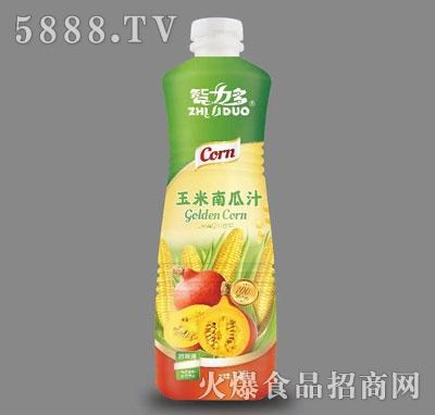 智力多玉米南瓜汁产品图