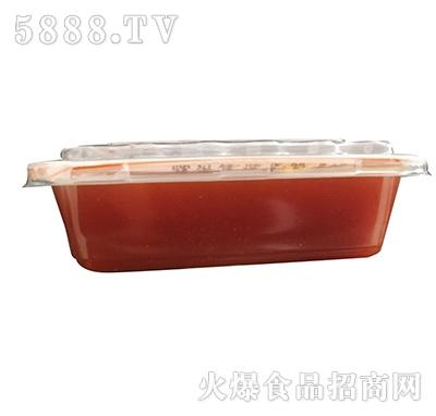 臻德山楂糕盒子产品图