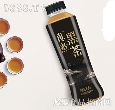 真煮黑茶蜂蜜黑茶500ml