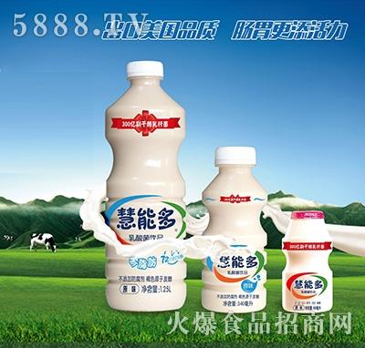 慧能多乳酸菌饮料原味