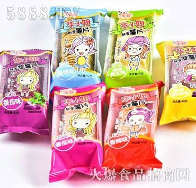 华小妞酥香薯片(袋)