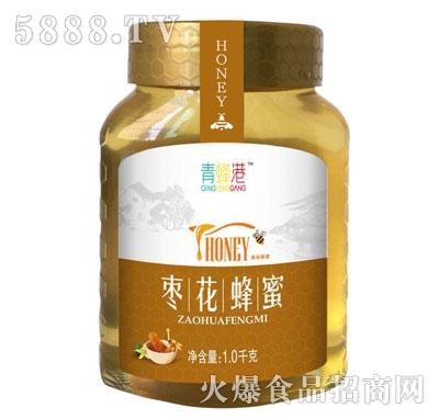 青蜂港枣花蜂蜜1kg