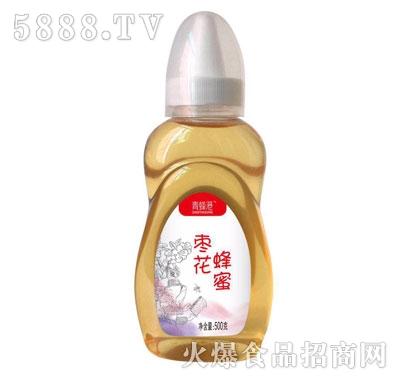 青蜂港枣花蜂蜜500g