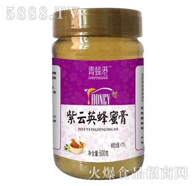 青蜂港紫云英蜂蜜膏500g