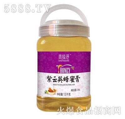 青蜂港紫云英蜂蜜膏1kg