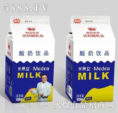 达利园乳业酸奶饮品458ml