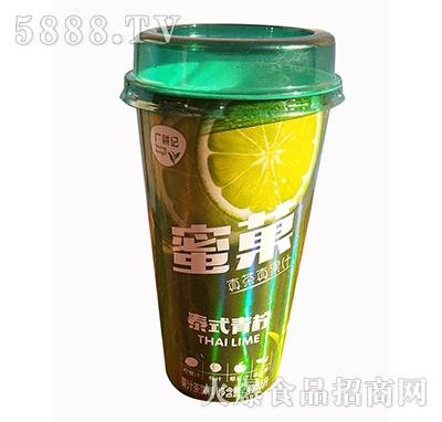 广耕记蜜�泰式青柠茶400ml