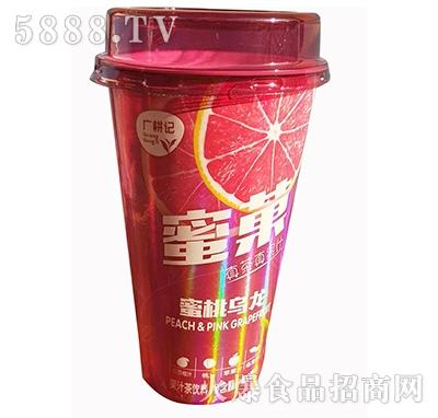 广耕记蜜�蜜桃乌龙茶400ml