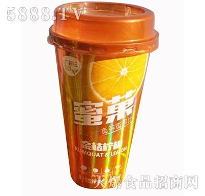 广耕记蜜�金桔柠檬茶400ml