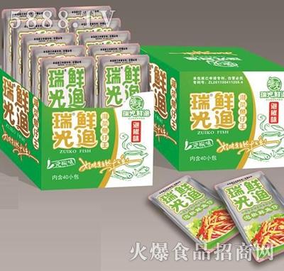瑞光鲜渔湘菜鱼仔王泡椒味
