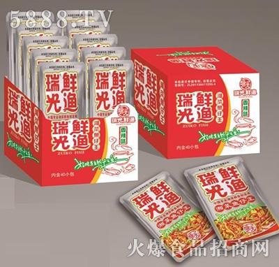瑞光鲜渔湘菜鱼仔王香辣味