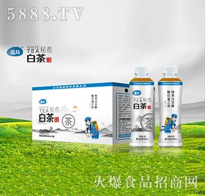 蓝姑秘煮蜂蜜白茶480mlx15瓶