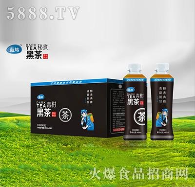 蓝姑青柑黑茶480mlx15瓶