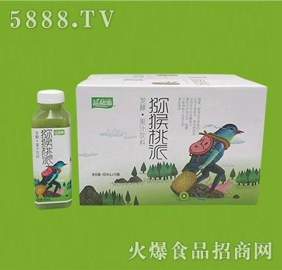 益和源猕猴桃派发酵果汁450mlx15瓶