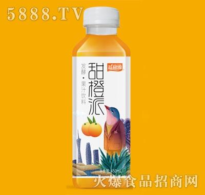 益和源甜橙派发酵果汁450ml
