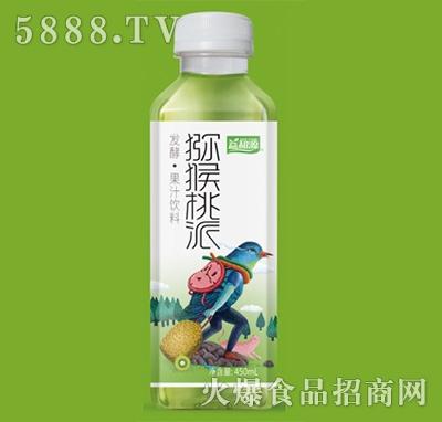 益和源猕猴桃派发酵果汁450ml