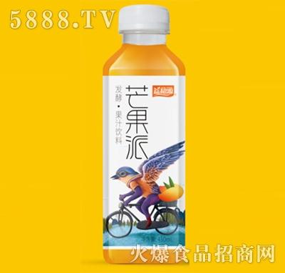益和源芒果派发酵果汁450ml