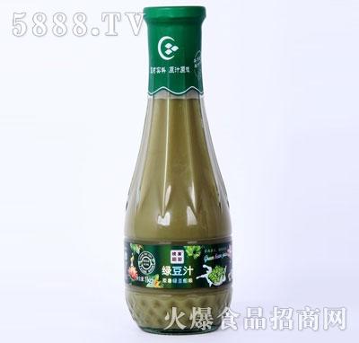 统业粗粮绿豆汁1kg产品图