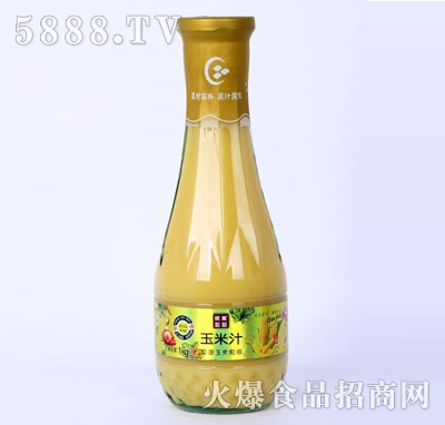 统业粗粮玉米汁1kg产品图